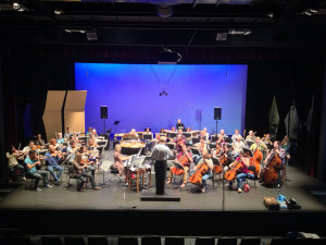 Auckland Chamber Orchestra Rehearsal